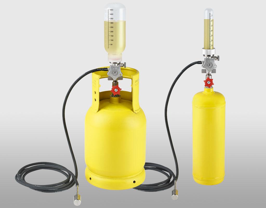Bouteilles GAZ SO2